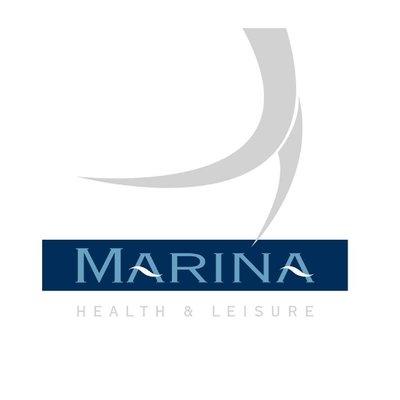 Marina Health and Leisure logo